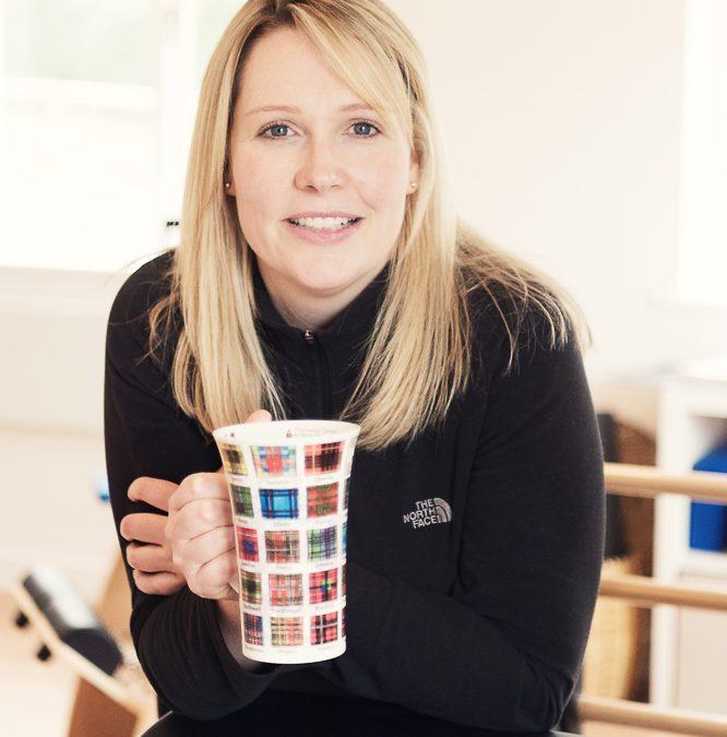 Apogee pilates website design Sevenoaks Kent