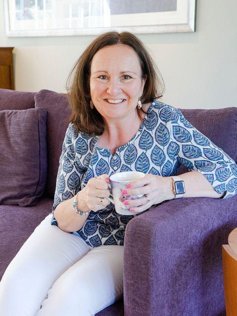 Website designer Marie Brown Sevenoaks Kent