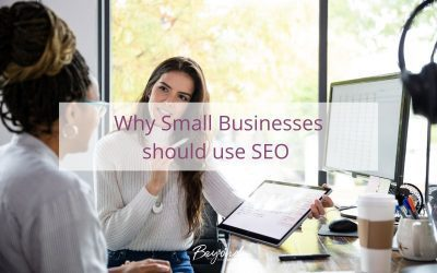 Why should small businesses use SEO?