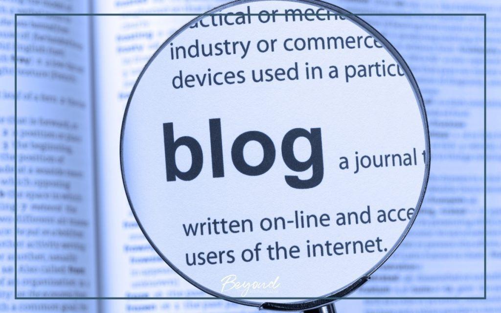blog content has longevity