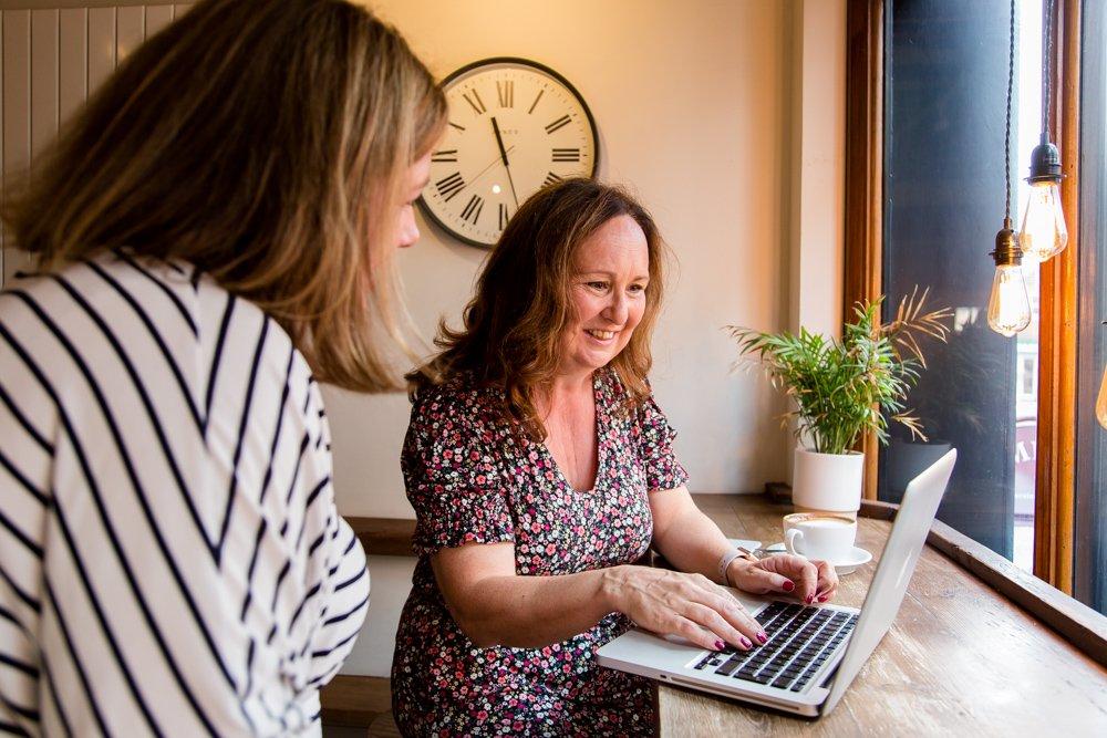 Bespoke website design in Sevenoaks